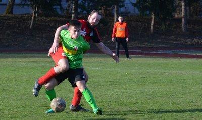 Khamzat Chakayev (vorne) erzielte das 2:1 für unsere SVU