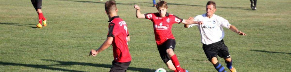10. Meisterschaftsrunde Kampfmannschaft gegen Langenstein