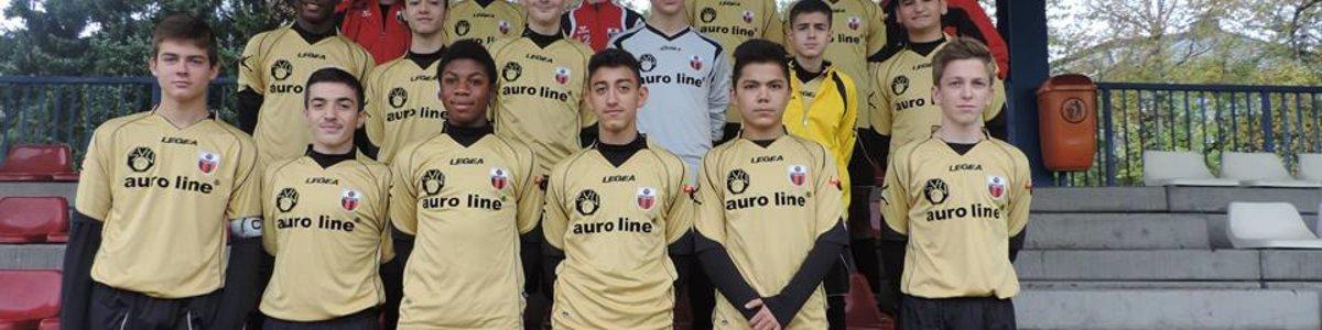 U16 Meistermannschaft