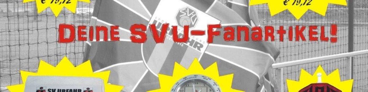Fanartikel der SV Urfahr erhältlich