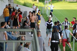 SVU Reserve gegen Lions Flo Soccer Linz