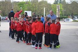 SVU Kids bei Blau Weiß Linz