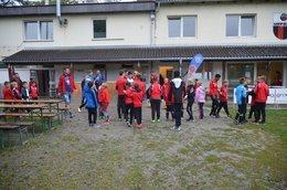 Nachwuchs Trainingslager am SVU Platz