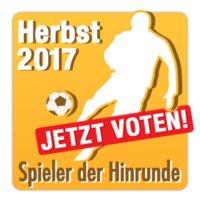 Spieler der Herbstrunde 2. Klasse Mitte 2017/18