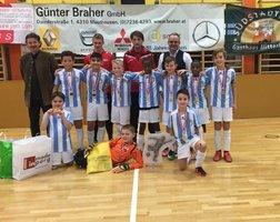 Turniersieg unserer U11 in Perg