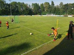 Bambini Spiel gegen Admira Linz 4:2